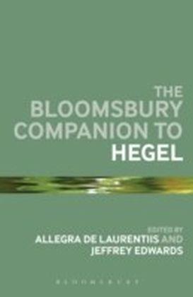 Bloomsbury Companion to Hegel