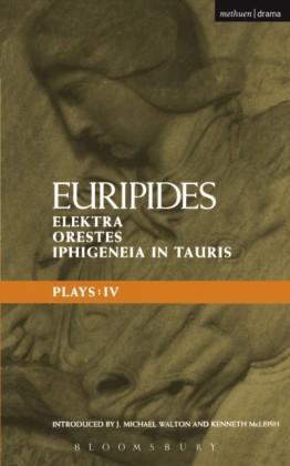 Euripides Plays: 4