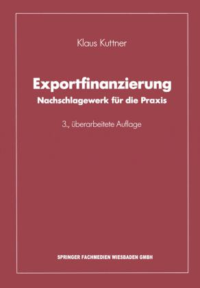 Exportfinanzierung