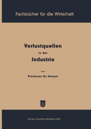 Verlustquellen in der Industrie