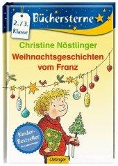 Weihnachtsgeschichten vom Franz Cover