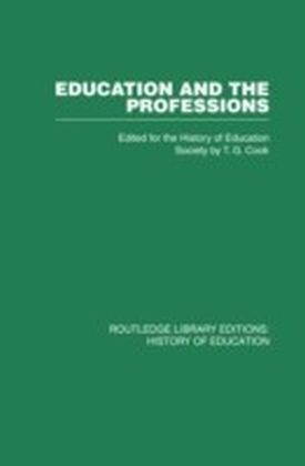 Education and the Professions