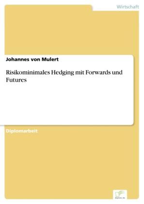 Risikominimales Hedging mit Forwards und Futures