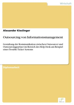Outsourcing von Informationsmanagement