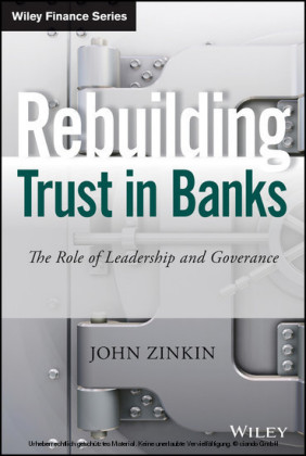 Rebuilding Trust in Banks