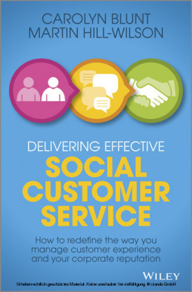 Delivering Effective Social Customer Service