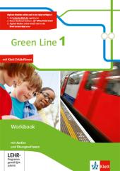 5. Klasse, Workbook m. 2 Audio-CDs und Lernsoftware Cover