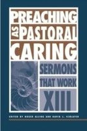 Preaching as Pastoral Caring