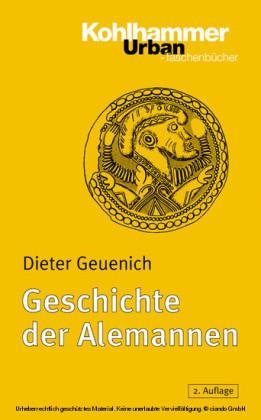 Die Geschichte der Alemannen