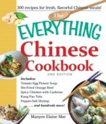Everything Chinese Cookbook