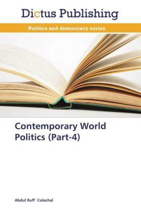 Contemporary World Politics (Part-4)