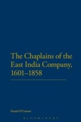 Chaplains of the East India Company, 1601-1858