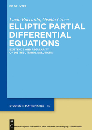 Elliptic Partial Differential Equations
