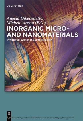 Inorganic Micro- and Nanomaterials