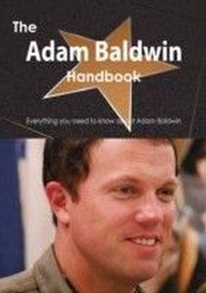 Adam Baldwin Handbook - Everything you need to know about Adam Baldwin
