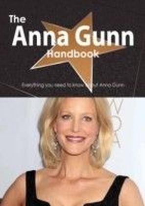 Anna Gunn Handbook - Everything you need to know about Anna Gunn