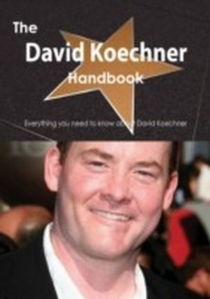 David Koechner Handbook - Everything you need to know about David Koechner