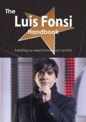 Luis Fonsi Handbook - Everything you need to know about Luis Fonsi