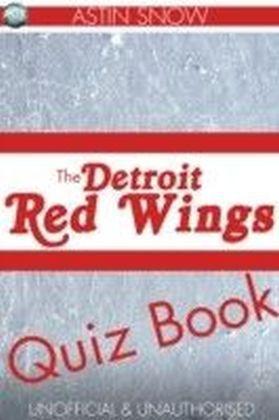 Detroit Redwings Quiz Book