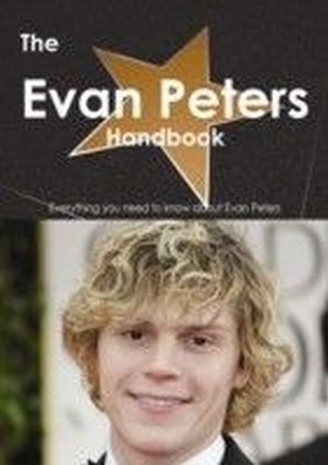 Evan Peters Handbook - Everything you need to know about Evan Peters