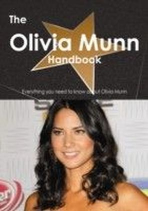 Olivia Munn Handbook - Everything you need to know about Olivia Munn
