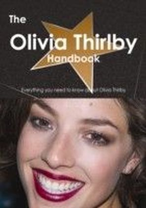 Olivia Thirlby Handbook - Everything you need to know about Olivia Thirlby