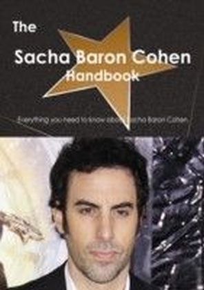 Sacha Baron Cohen Handbook - Everything you need to know about Sacha Baron Cohen