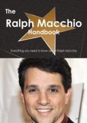 Ralph Macchio Handbook - Everything you need to know about Ralph Macchio
