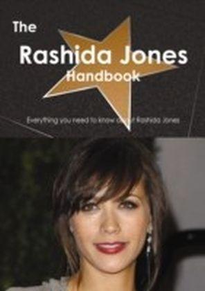 Rashida Jones Handbook - Everything you need to know about Rashida Jones