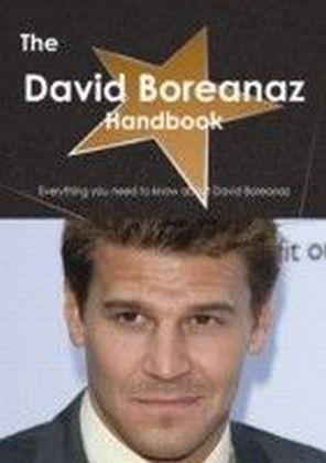 David Boreanaz Handbook - Everything you need to know about David Boreanaz
