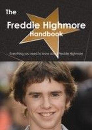 Freddie Highmore Handbook - Everything you need to know about Freddie Highmore
