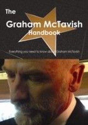 Graham McTavish Handbook - Everything you need to know about Graham McTavish