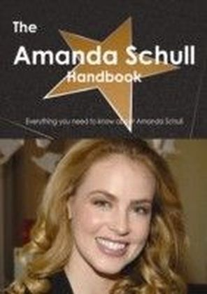 Amanda Schull Handbook - Everything you need to know about Amanda Schull