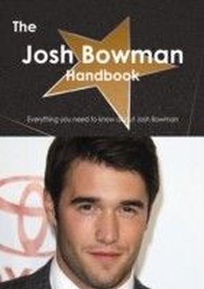 Josh Bowman Handbook - Everything you need to know about Josh Bowman