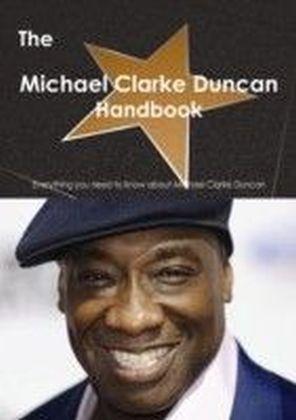 Michael Clarke Duncan Handbook - Everything you need to know about Michael Clarke Duncan