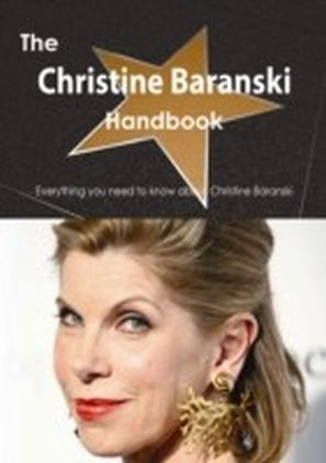 Christine Baranski Handbook - Everything you need to know about Christine Baranski