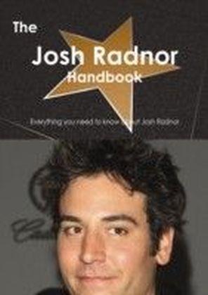 Josh Radnor Handbook - Everything you need to know about Josh Radnor
