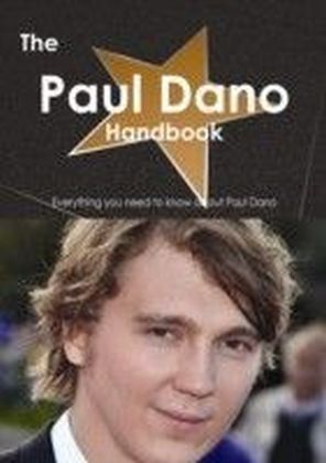 Paul Dano Handbook - Everything you need to know about Paul Dano