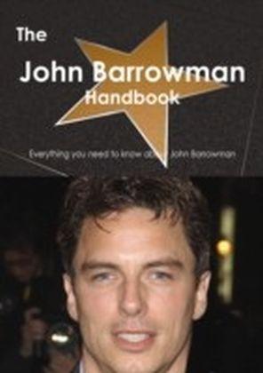 John Barrowman Handbook - Everything you need to know about John Barrowman