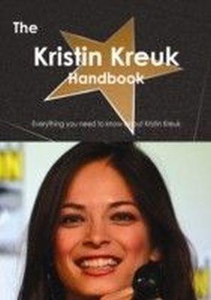 Kristin Kreuk Handbook - Everything you need to know about Kristin Kreuk