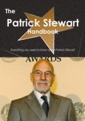 Patrick Stewart Handbook - Everything you need to know about Patrick Stewart