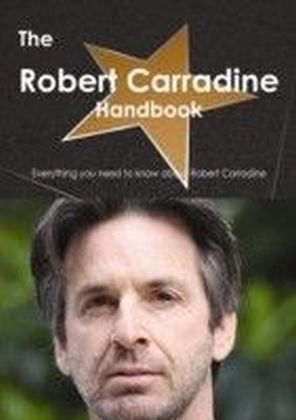 Robert Carradine Handbook - Everything you need to know about Robert Carradine