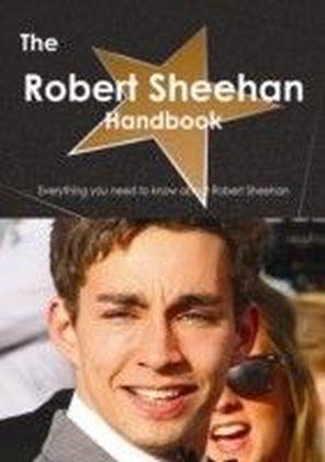 Robert Sheehan Handbook - Everything you need to know about Robert Sheehan