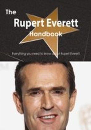Rupert Everett Handbook - Everything you need to know about Rupert Everett