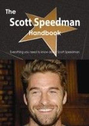 Scott Speedman Handbook - Everything you need to know about Scott Speedman