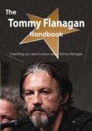 Tommy Flanagan (actor) Handbook - Everything you need to know about Tommy Flanagan (actor)