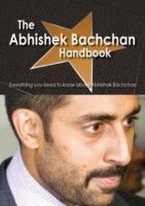 Abhishek Bachchan Handbook - Everything you need to know about Abhishek Bachchan