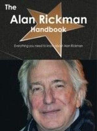 Alan Rickman Handbook - Everything you need to know about Alan Rickman