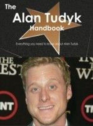 Alan Tudyk Handbook - Everything you need to know about Alan Tudyk