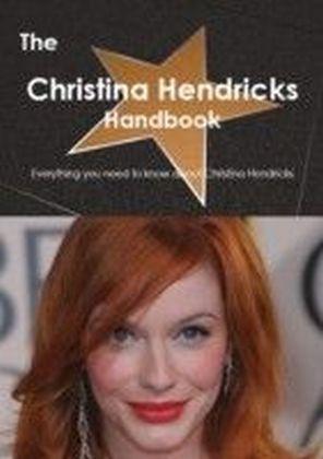 Christina Hendricks Handbook - Everything you need to know about Christina Hendricks